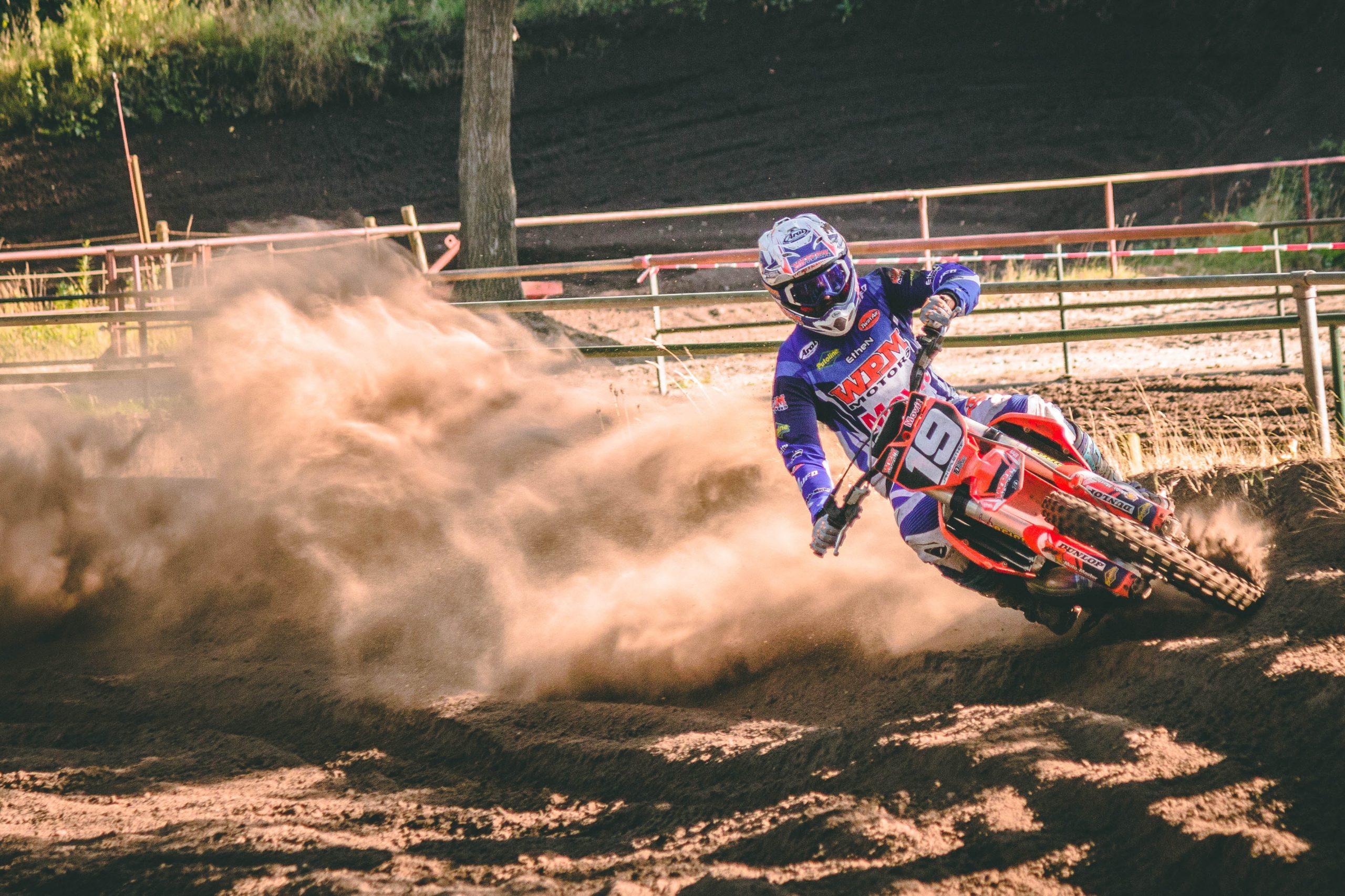 Motocross injuries