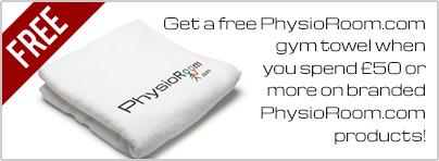 Serviette PhysioRoom gratuite