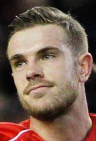 Player J Henderson