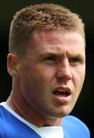 Player J McCarthy