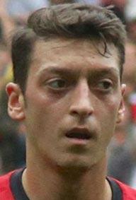 Player M Ozil