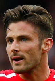 Player O Giroud