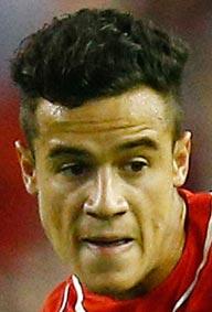 Player P Coutinho