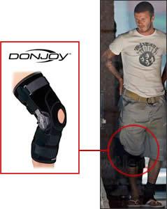Knee Injury Mend It Like Beckham