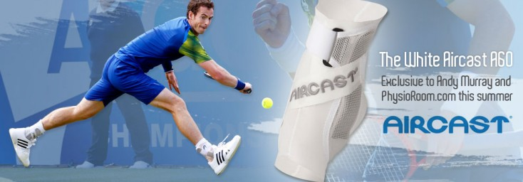 Andy Murray Aircast A60 Ankle Brace
