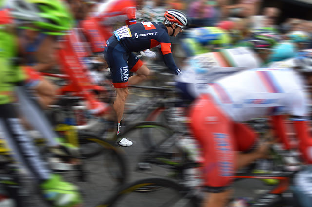 Who will stand out from the crowd on Le Tour? - Image by John Paulin (Flickr Creative Commons)