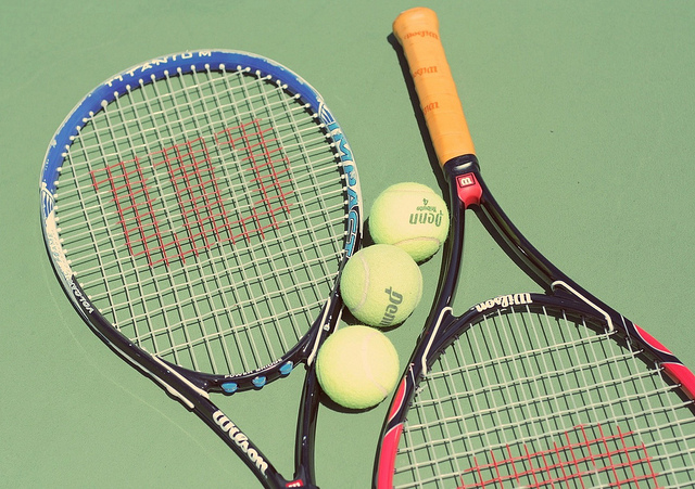 There could be big changes in the world of tennis - Image by Christian Guzman