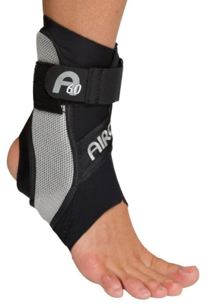 A60 Ankle Brace Black