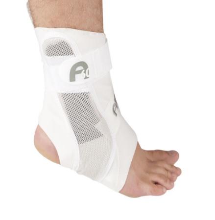 a60 ankle brace white