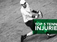 Top 5 Tennis Injuries
