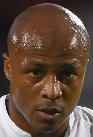 Player A Ayew