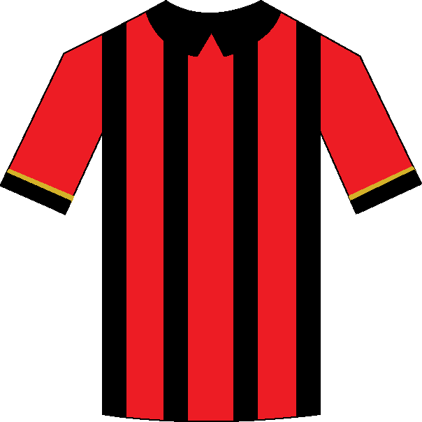 Bournemouth home shirt