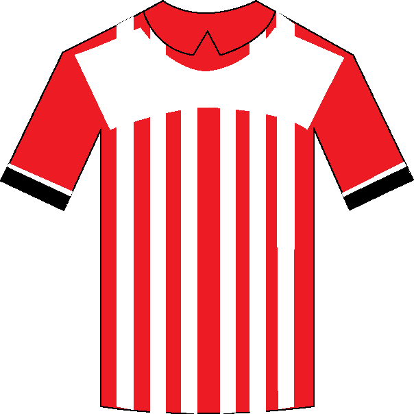 Southampton home shirt