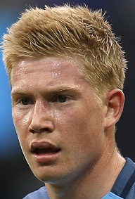 Player K de Bruyne