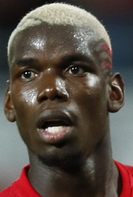 Player P Pogba