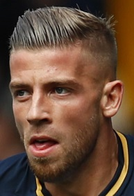 Player T Alderweireld