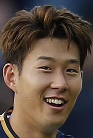 Player S Heung-min
