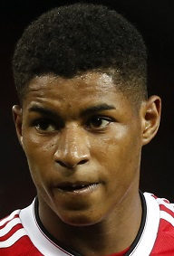 Player M Rashford