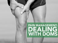 Pain Management: How Do You Solve a Problem Like DOMS?