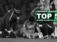 The Premier League's Top 5 Missed Injured Players