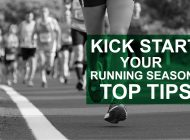 Kick Start Your Running Season with these Top Tips