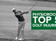 PhysioRoom Top 5 Golf Injuries