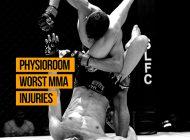PhysioRoom Worst MMA Injuries