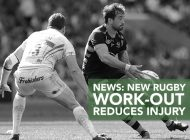 NEWS: New Rugby Work-Out Helping to Prevent Injury