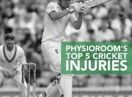 PhysioRoom's Top 5 Cricket Injuries