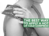 The Best way to Apply a Cold or Hot Compress