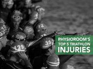 PhysioRoom's Top 5 Triathlon Injuries