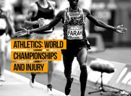 Athletics: World Championships and Injury