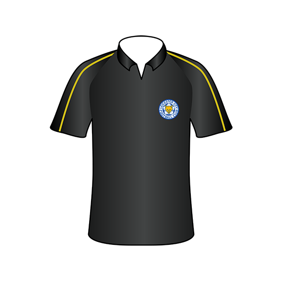 Leicester City away shirt