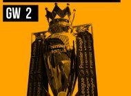 PhysioRoom's Fantasy Premier League Picks – Game Week 2