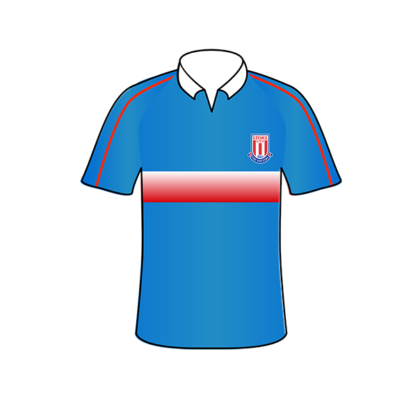 Stoke City away shirt
