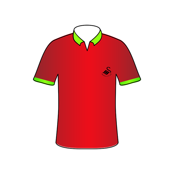 Swansea City away shirt