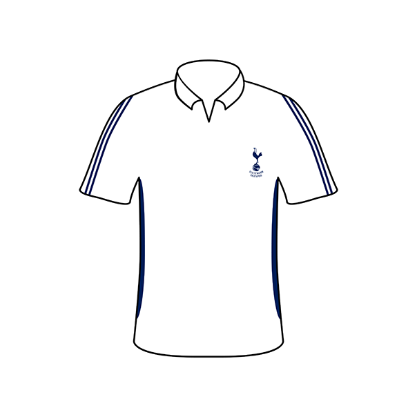 Tottenham Hotspur home shirt