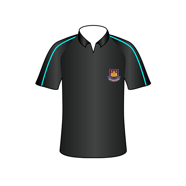 West Ham United away shirt