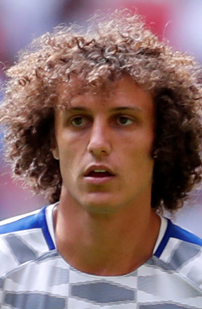 Player D Luiz