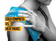 Cold Compress vs. Heat Packs | PhysioRoom Blog