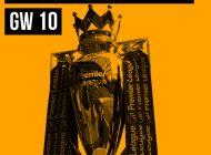 PhysioRoom's Fantasy Premier League Picks – Game Week 10