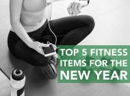 PhysioRoom's Top 5 Fitness Items for the New Year | PhysioRoom.com
