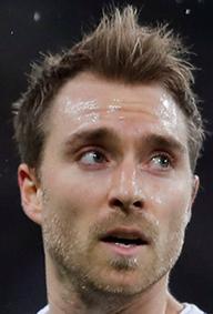Player C Eriksen