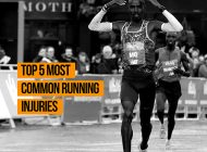 Top 5 Most Common Running Injuries